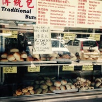 Photo taken at Abee Traditional Buns by Mathew M. on 4/4/2015