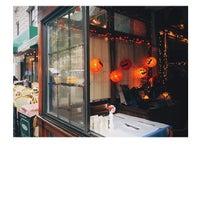 Photo taken at Telio Restaurant by Maggie W. on 10/17/2014