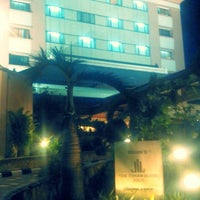 Photo taken at The Sunan Hotel Solo by Hilma P. on 7/20/2013