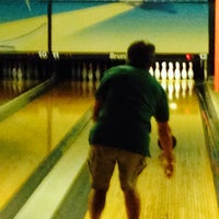 Photo taken at Sullys Bowling Center by Jim B. on 8/1/2014