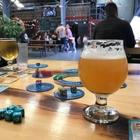 Photo taken at Barebottle Brewing Company by Dan W. on 6/25/2017