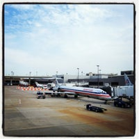 Photo taken at Gate D40 by WAK on 10/2/2012