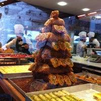 12/1/2012 tarihinde Piril G G.ziyaretçi tarafından Saray Muhallebicisi'de çekilen fotoğraf