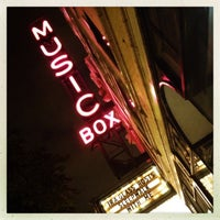 Photo taken at Music Box Theatre by Samantha O. on 9/3/2012