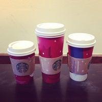Photo taken at Starbucks by Anna Grace P. on 12/17/2012