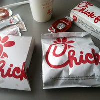 Photo taken at Chick-fil-A by Taylor S. on 3/1/2013