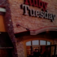 Photo taken at Ruby Tuesday by Mz.Pinky H. on 11/3/2012