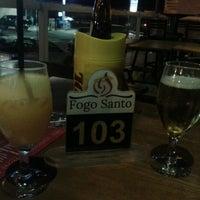 Photo taken at Fogo Santo by Michele O. on 10/22/2012
