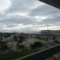 Photo taken at Grange Jetty Cafe by Tony M. on 7/1/2014