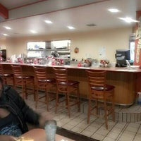 Photo taken at Denny's by Dewann H. on 10/7/2012