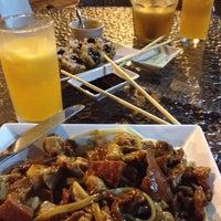 Photo taken at Yakissoba Café by Allisonn C. on 4/2/2014