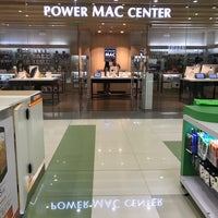 Photo taken at Power Mac Center by beachmeister on 12/1/2016