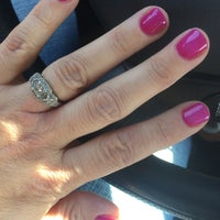 Photo taken at Elegant Nails by Michelle G. on 2/2/2015