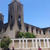 Photo taken at Prince Theodore Al Shatbi Church by Philemon S. on 10/26/2013