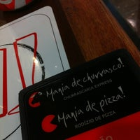 Photo taken at Mania de Churrasco by Felipe A. on 12/1/2012