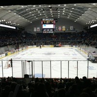 Photo taken at The Oncenter War Memorial Arena by Jessica on 10/13/2012