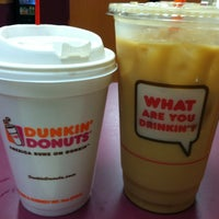 Photo taken at Dunkin' Donuts by David R. on 4/8/2013