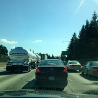 Photo taken at Northgate and I-5 Overpass by Kerry M. on 3/29/2013