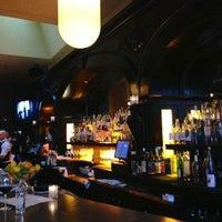Photo taken at Bastille Café & Bar by Kerry M. on 4/19/2013