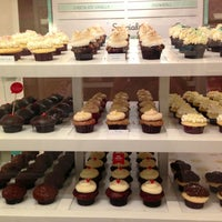 Photo taken at Trophy Cupcakes by Kerry M. on 2/5/2013