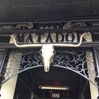 Photo taken at The Matador by Kerry M. on 5/10/2013