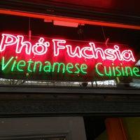 Photo taken at Pho Fuchsia by Kerry M. on 1/18/2013