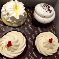 Photo taken at Trophy Cupcakes by Kerry M. on 5/11/2015