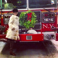 Photo taken at NYPD - 17th Precinct by Kerry M. on 12/5/2013