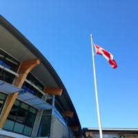 Photo taken at Canada Border Services Agency (Peace Arch) by Kerry M. on 7/26/2013