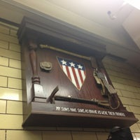 Photo taken at NYPD - 17th Precinct by Kerry M. on 12/3/2013