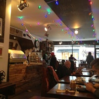 Photo taken at Kahwa Café by Mauricio P. on 1/11/2013