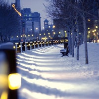 Photo taken at Montreal by Mauricio P. on 12/19/2012