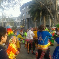 Photo taken at Plaza Blest by Constanza R. on 9/14/2012