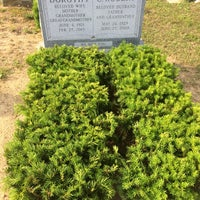Photo taken at New Montefiore Cemetery by Judy K. on 6/17/2014