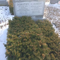 Photo taken at New Montefiore Cemetery by Judy K. on 12/19/2013