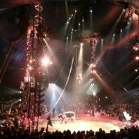 Photo taken at Big Apple Circus by Sari S. on 1/6/2013