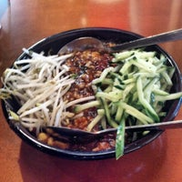 Photo taken at Pei Wei by Wesley B. on 4/19/2013