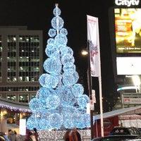 Photo taken at Yonge-Dundas Square by Pat N. on 11/17/2012