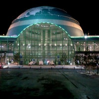 Photo taken at Astana Nursultan Nazarbayev International Airport (TSE) by Александр Е. on 2/12/2013