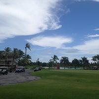 Photo taken at Golf Bavaro by Irene S. on 9/14/2014