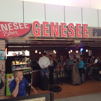 Photo taken at Genesee Pub & Alehouse by Joshua G. on 4/18/2013