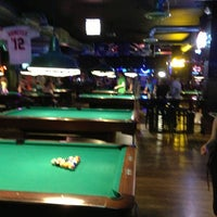 Photo taken at Break Bar & Billiards by Joshua G. on 6/23/2013