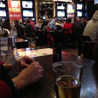 Photo taken at Wellman's Pub & Rooftop by Joshua G. on 1/24/2013