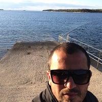 Photo taken at Funtana marina by Michel B. on 4/15/2014