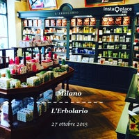 Photo taken at L'Erbolario by Daniela S. on 10/27/2015