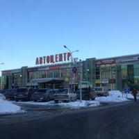 Снимок сделан в Автоцентр «Маршал» пользователем Артем 3/12/2013