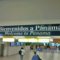 Photo taken at Tocumen International Airport (PTY) by Selegna D. on 3/15/2013