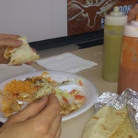 Photo taken at Tacos Durango by Javier R. on 7/19/2013