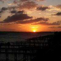 Photo taken at Sunset Beach by Melissa C. on 7/20/2013
