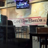 Photo taken at CoffeeBen's & Resto by wisnu d. on 5/15/2014